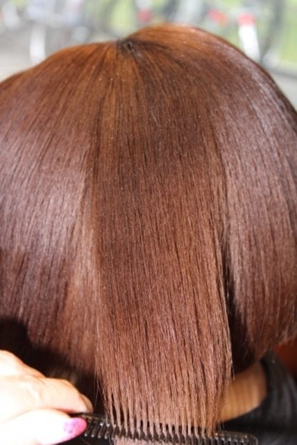 Keratinbehandling 4 - Roya beauty salong